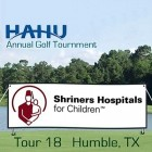 HAHU Charity Golf Tournament Benefiting Shriners Hospital For Children