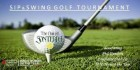 Sip & Swing Golf Tournament
