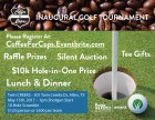 Coffee For Cups Golf Tournament
