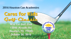 Houston Can Academy Golf Classic 2016