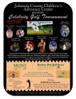 Johnson County Children's Advocacy Center Celebrity Golf Tournament